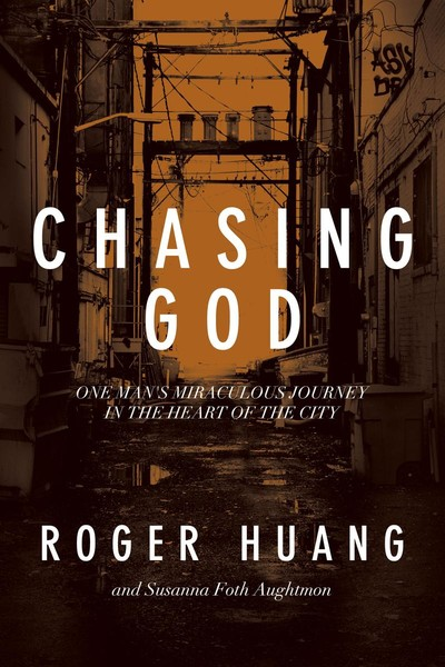 Chasing God Book Review - Book Cover