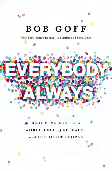 Everybody Always Book Review - Book Cover
