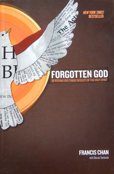 Forgotten God Book Review - Book Cover