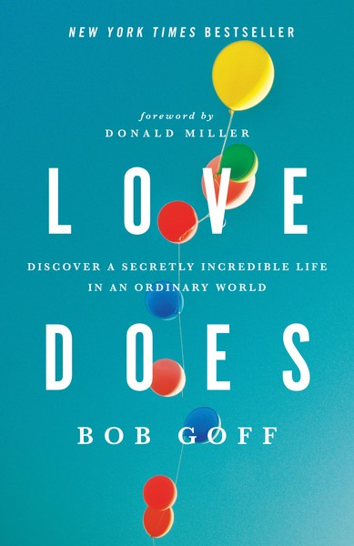 Love Does Book Review - Book Cover