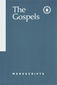 Manuscripts The Gospels Book Review - Book Cover