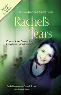 Rachels Tears Book Review - Book Cover