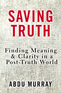 Saving Truth Book Review - Book Cover