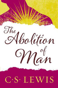The Abolition of Man Book Review - Book Cover