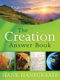 The Creation Answer Book Book Review - Book Cover