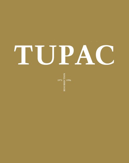 Tupac Resurrection Book Review - Book Cover