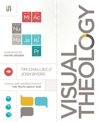 Visual Theology Book Review - Book Cover