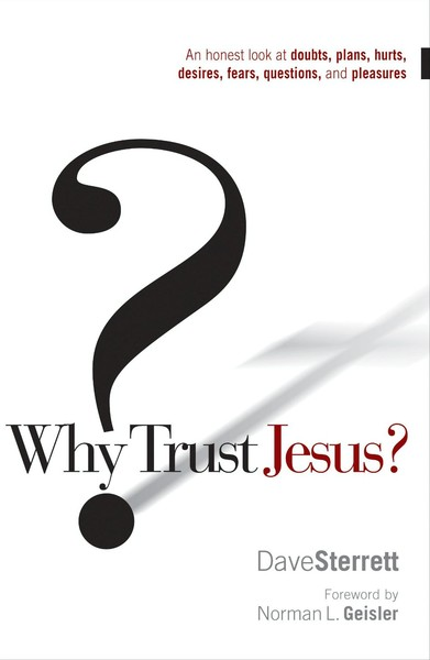 Why Trust Jesus Book Review - Book Cover